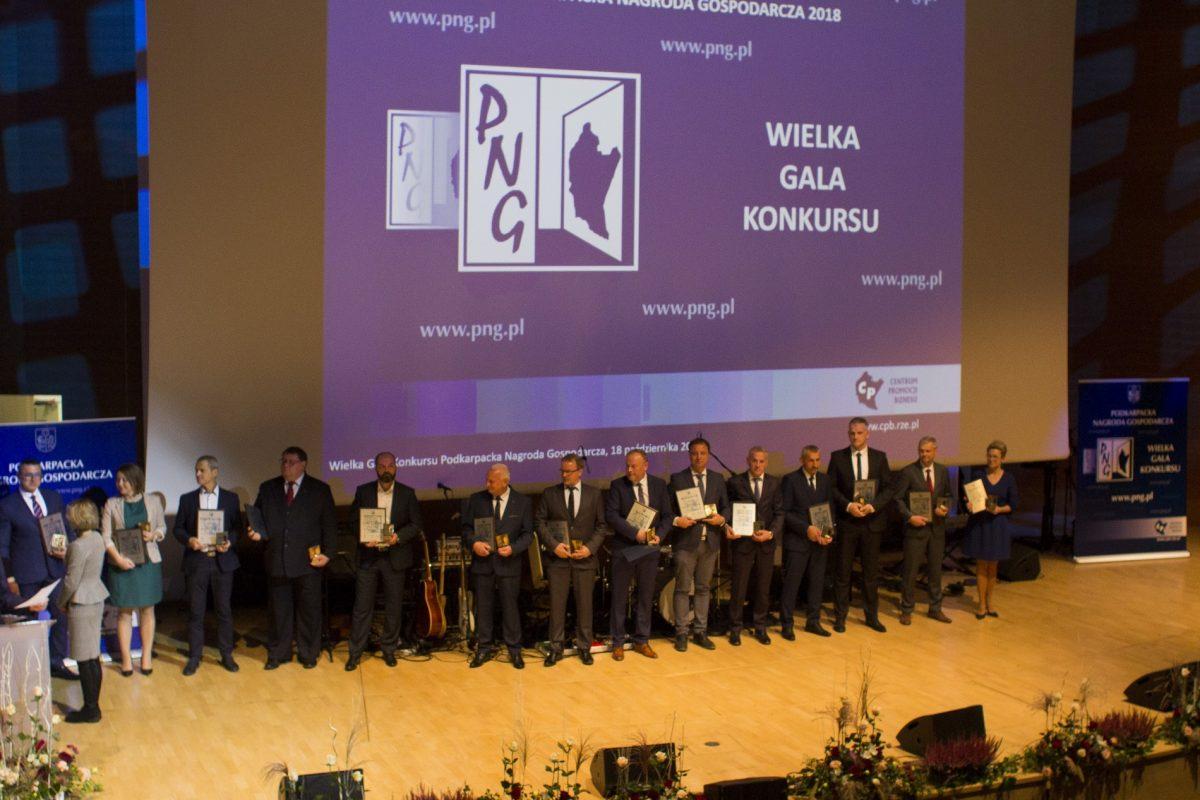 wielka gala konkursu